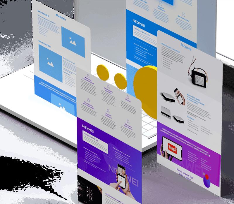 Sklep internetowy_indywidualny projekt oraz UI/UX